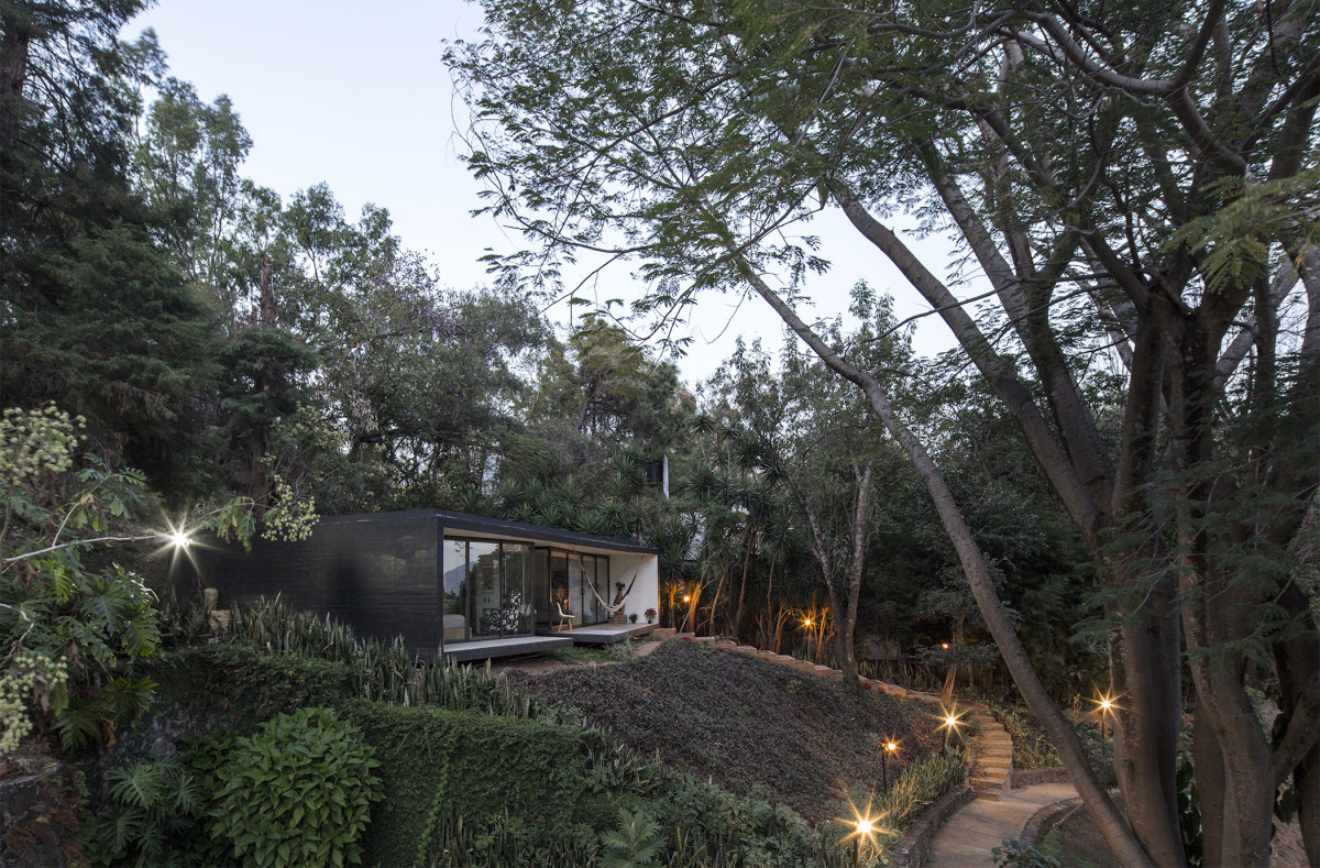 The Tepoztlan Lounge By Candaval & Sola-Morales