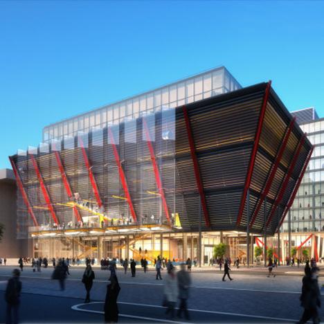Rogers Stirk Harbour + Partners unveils new design for International Spy Museum