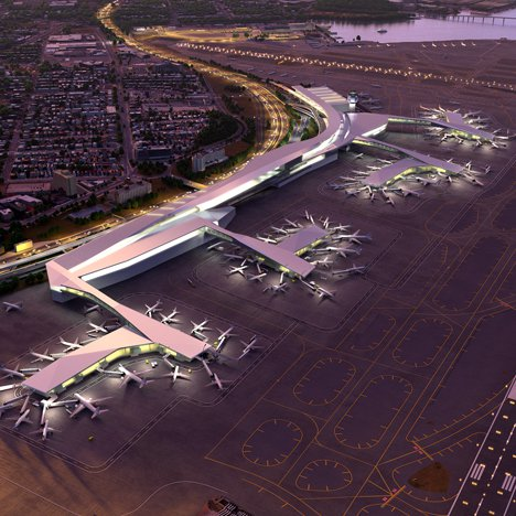 New York's JFK airport to receive $10 billion revamp