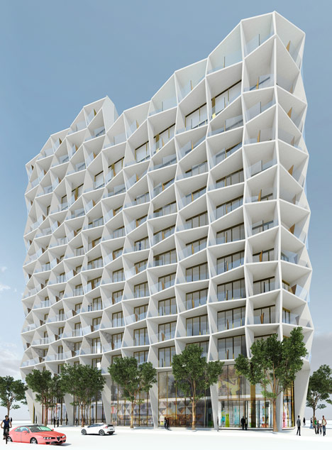 Studio Gang joins rising tide of architects building in Miami
