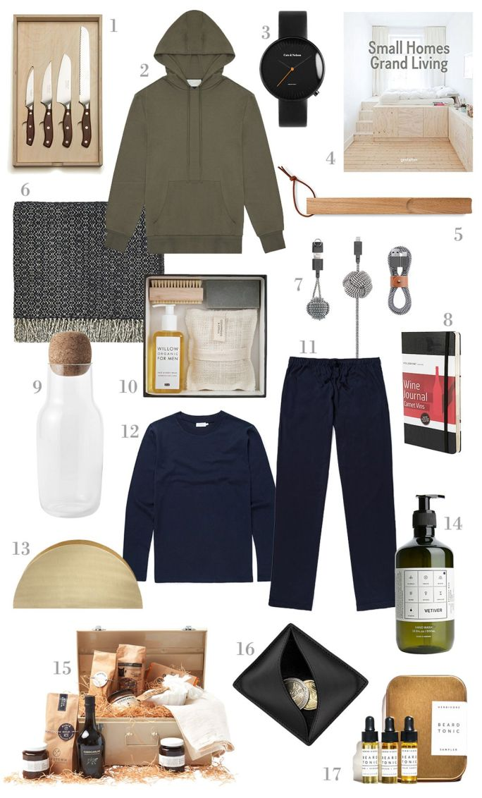 Christmas Gifts For Men 2017