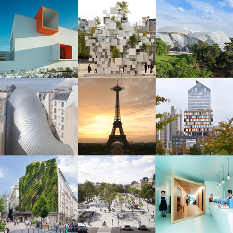 New Pinterest board: Paris