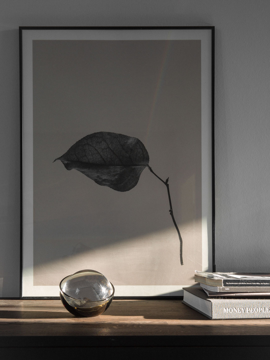 Norm Architects Sabi Leaves Prints