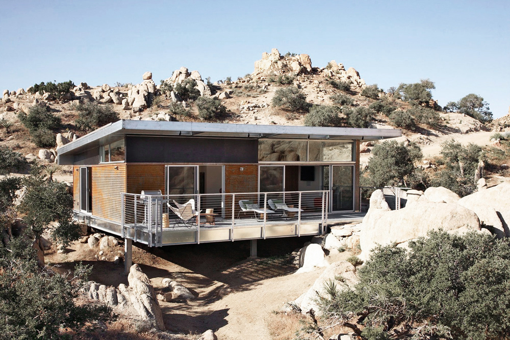 Sunday Sanctuary: The Rock Reach House