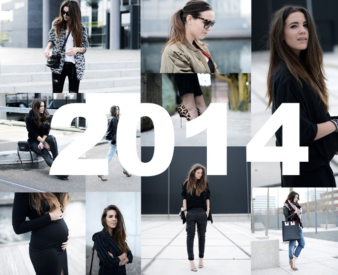 RECAP / OUTFIT FAVOURITES FROM 2014