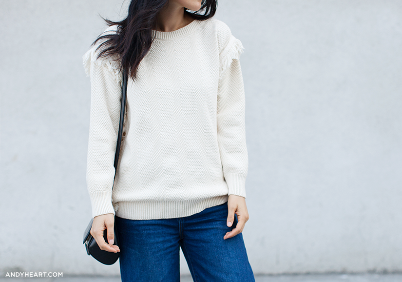 SWEATER DETAILS