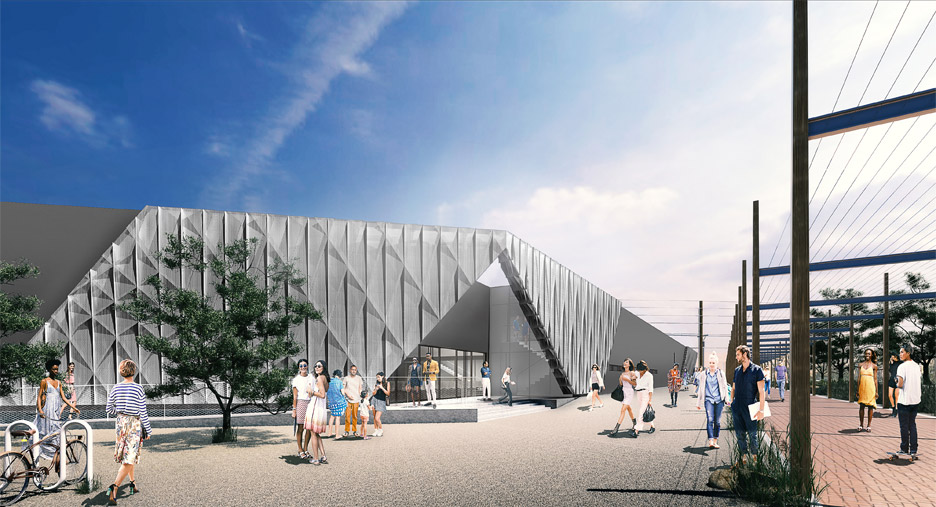 SHoP Architects unveils Navajo-inspired expansion plans for SITE Santa Fe gallery