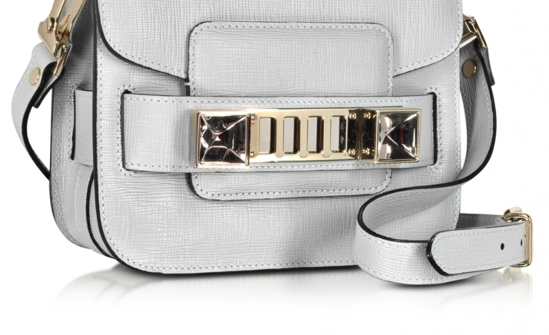 Current Obsession / Proenza Schouler PS11 Tiny Bag