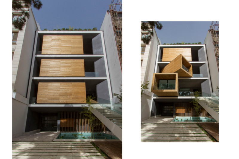 A House With Rotating Rooms By Next Office