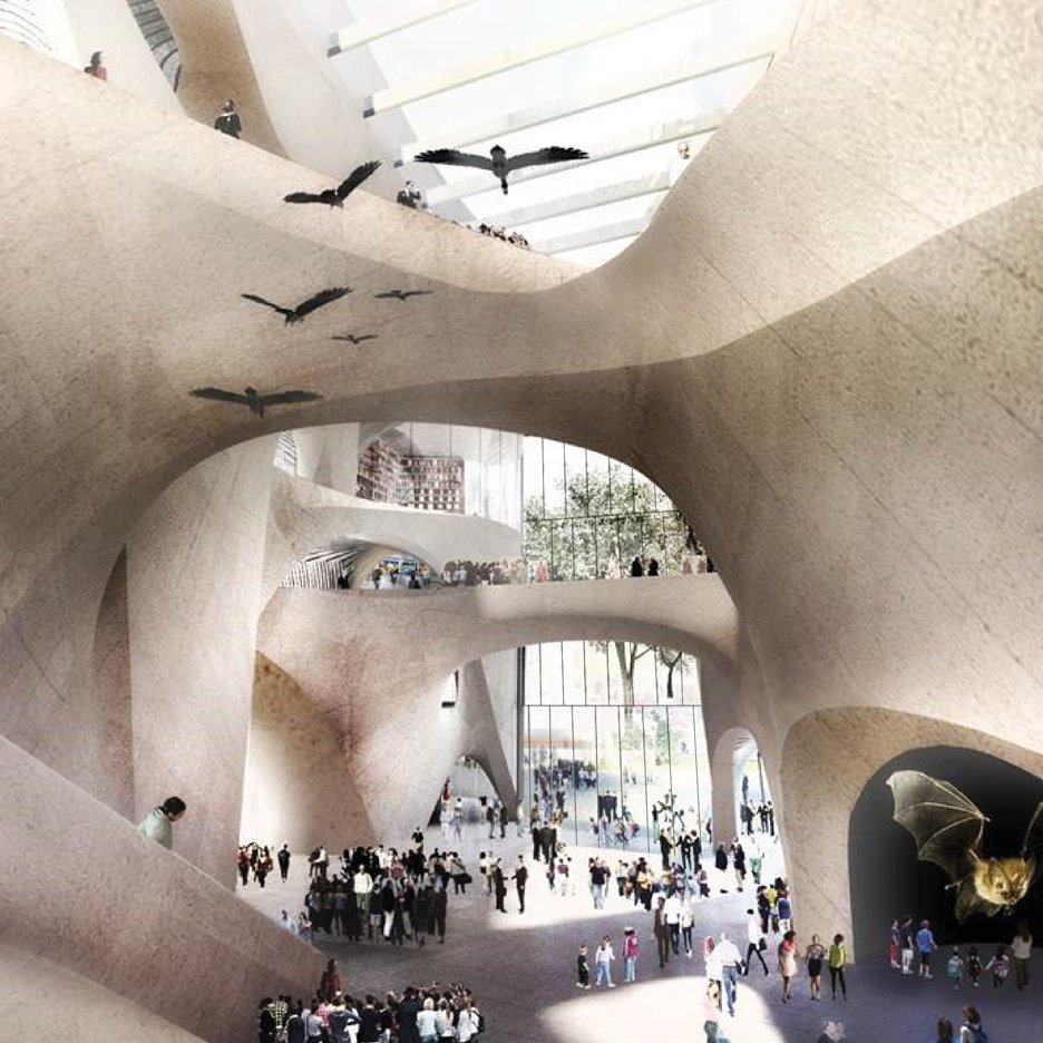 Studio Gang's American Museum of Natural History extension moves forward