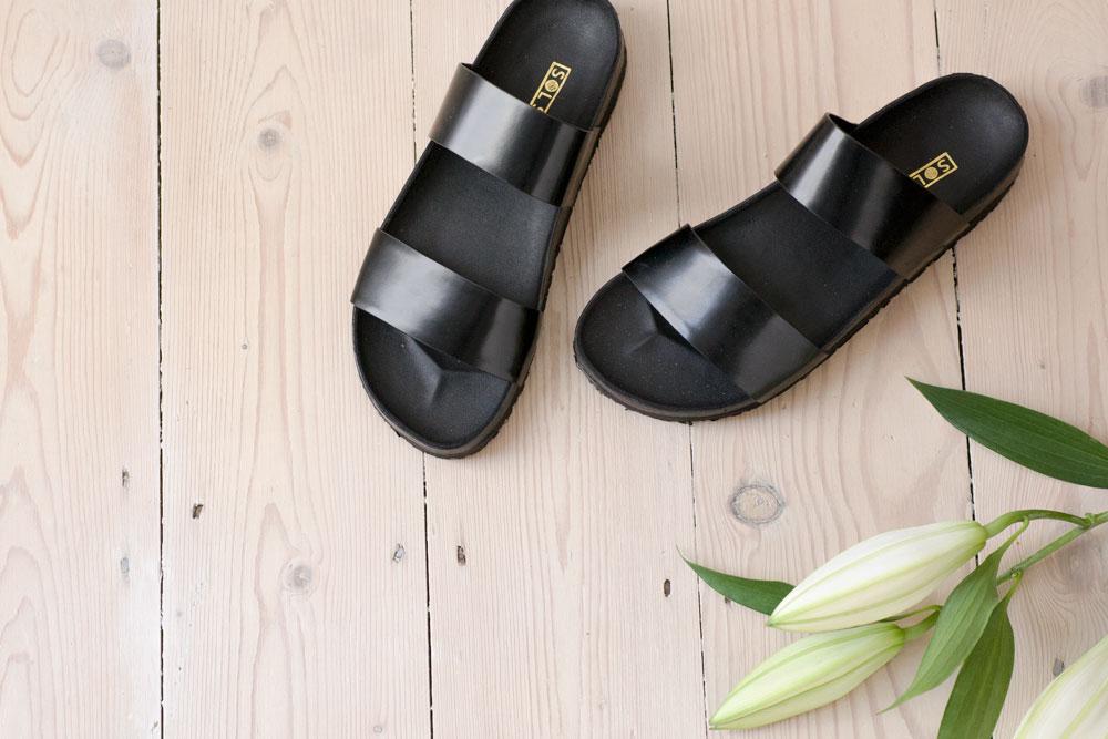 Cady Slide Sandals