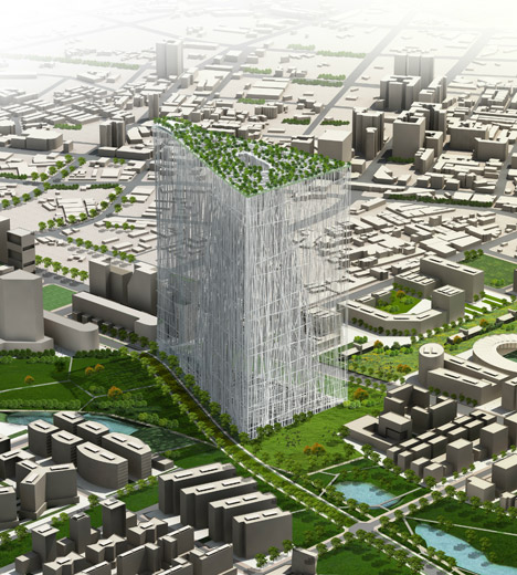 Mayor pulls plug on Sou Fujimoto's Taiwan Tower over safety and cost concerns