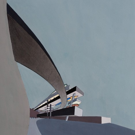 """Patrik Schumacher on meeting """"intense and intriguing"""" Zaha Hadid for the first time"""