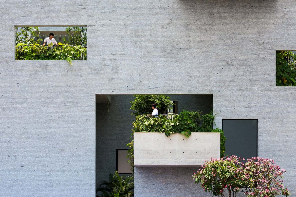 The Binh House In Vietnam By VTN Architects