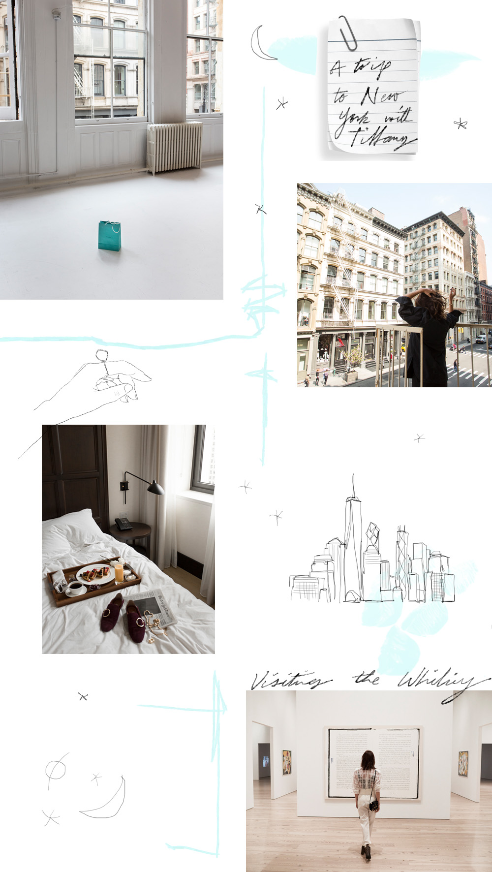 New York With Tiffany & Co.