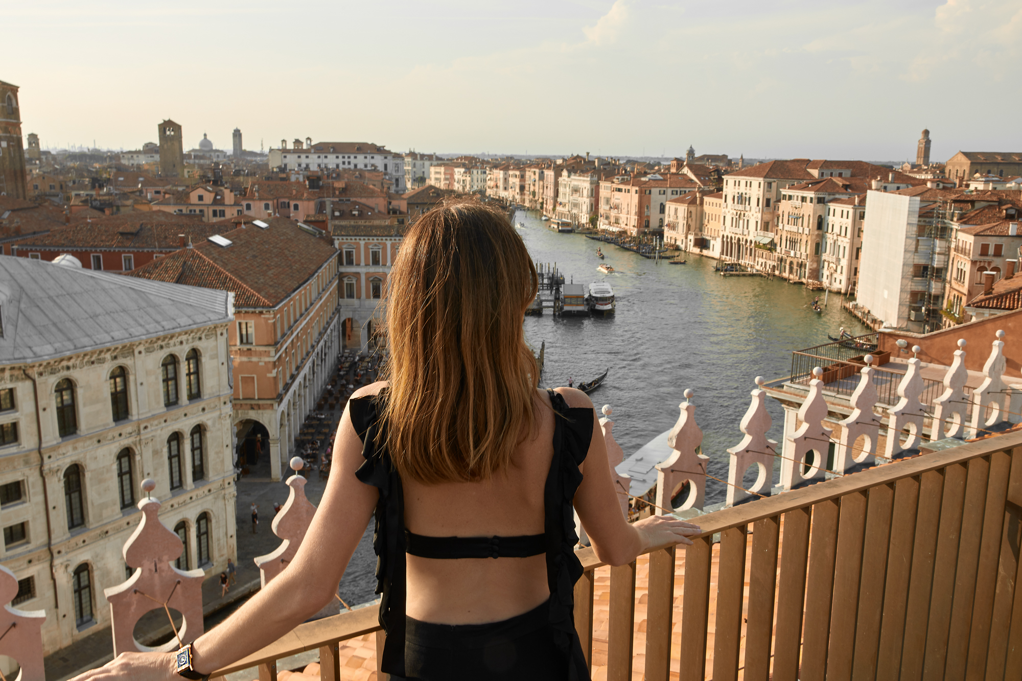 The Best Rooftop In Venice