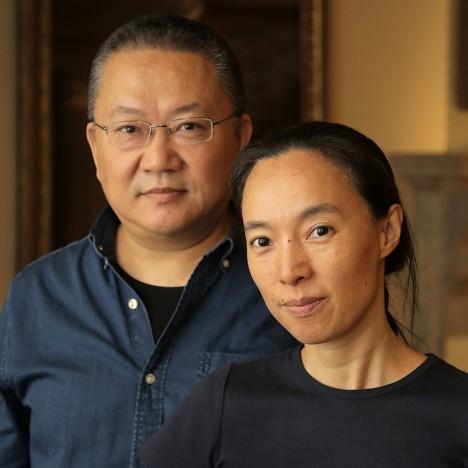 Watch Wang Shu and Lu Wenyu's Royal Academy Lecture live on Dezeen tonight