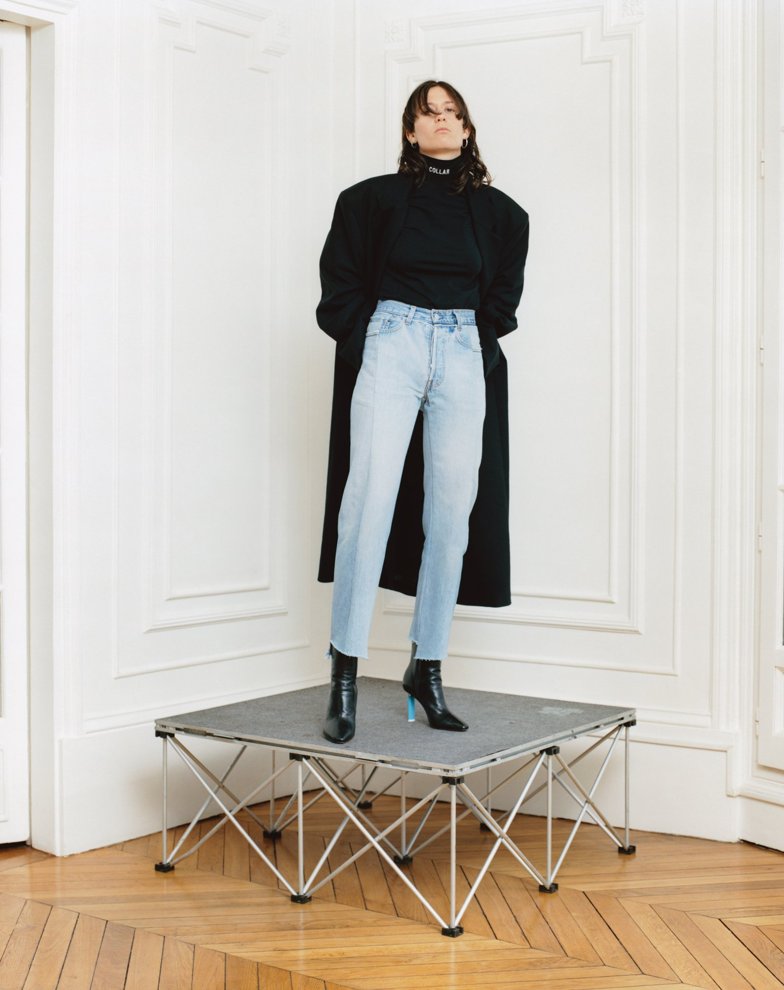 Vetements for Style.com