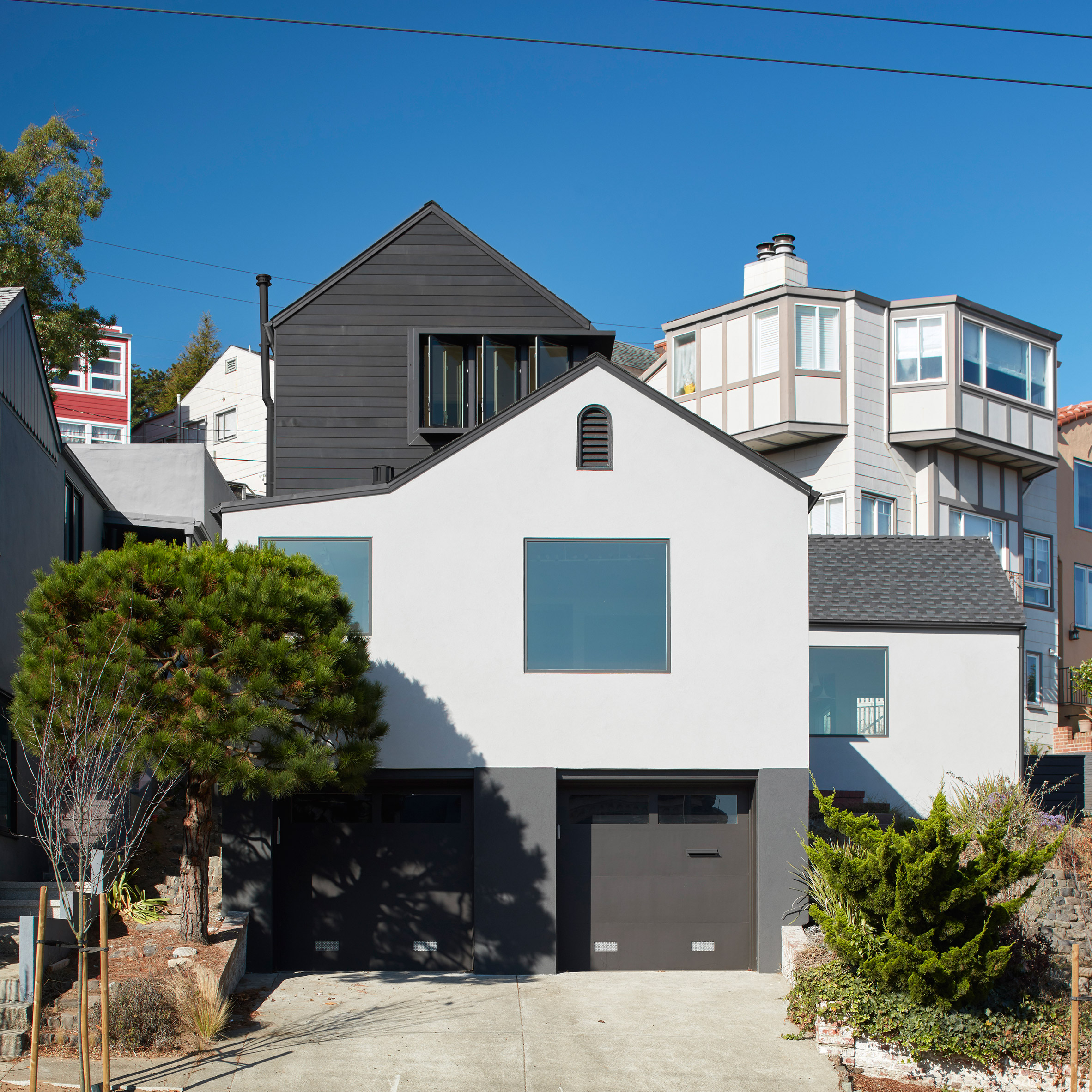 SAW inserts variation of old San Francisco home into its roof