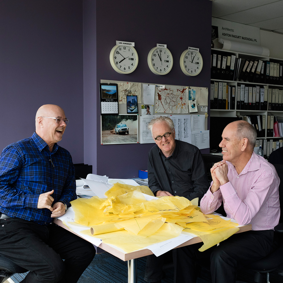 ARM Architecture wins 2016 Gold Medal from the Australian Institute of Architects