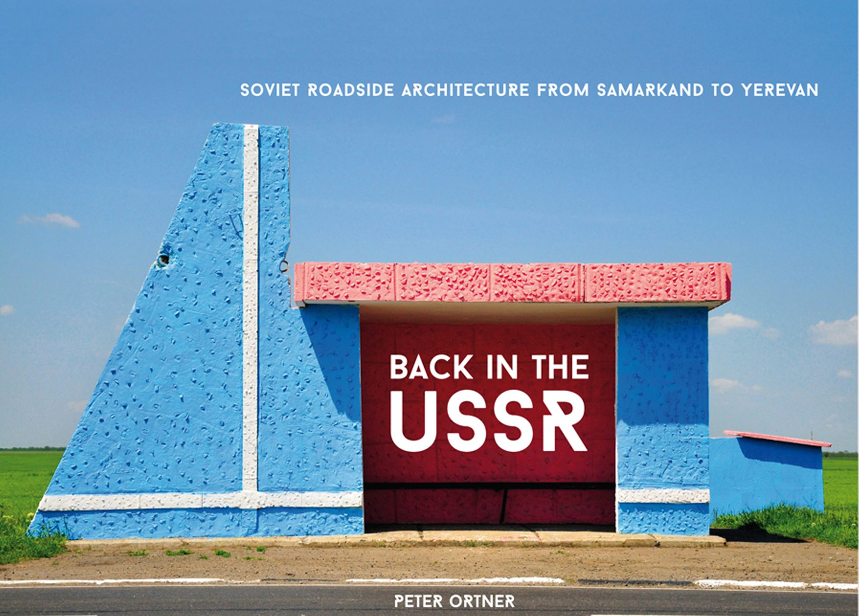 Competition: win a book documenting the unusual bus stops of the former Soviet Union