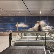 KAAN Architecten unveils new glazed terminal for Amsterdam's Schiphol Airport