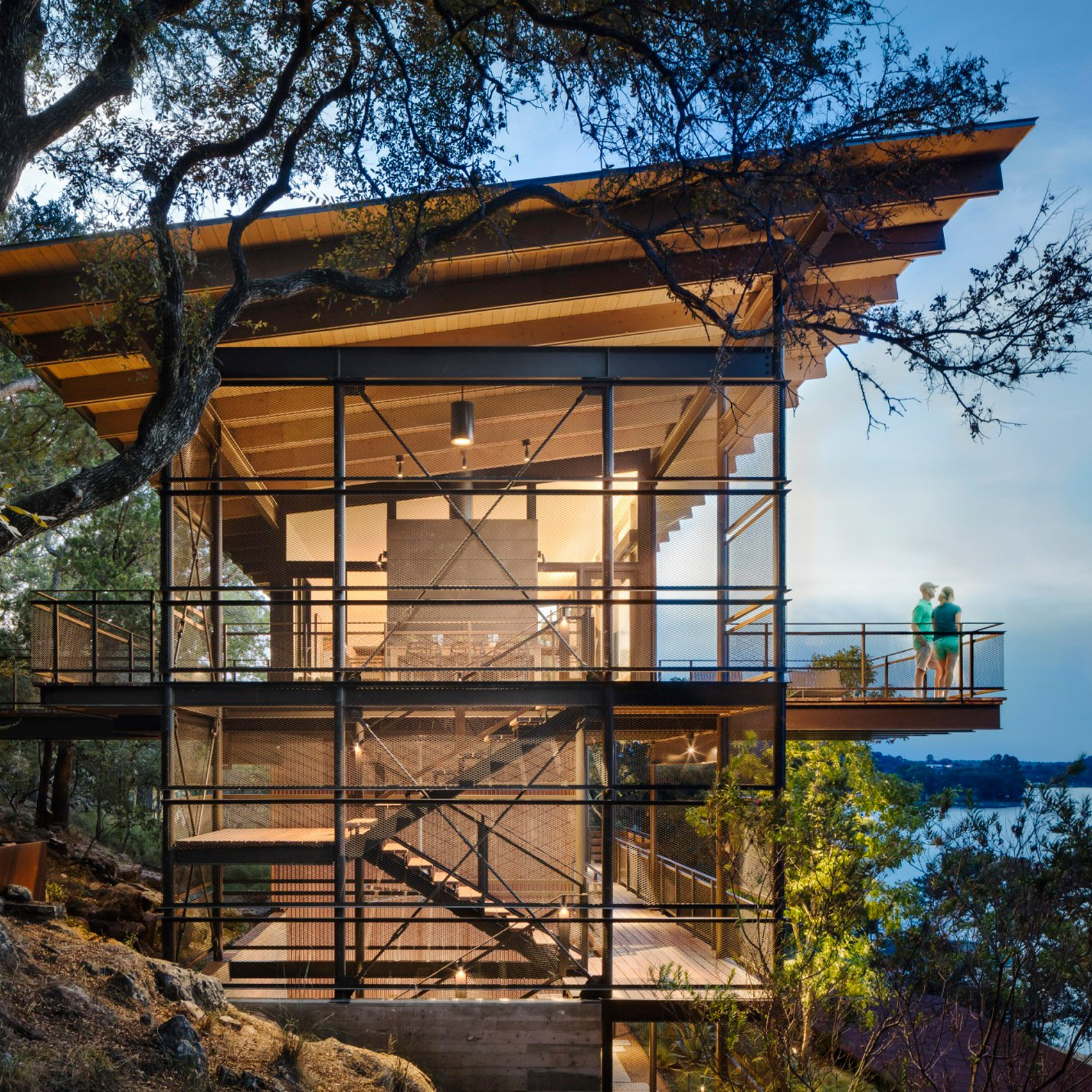 10 US holiday homes that celebrate the American landscape