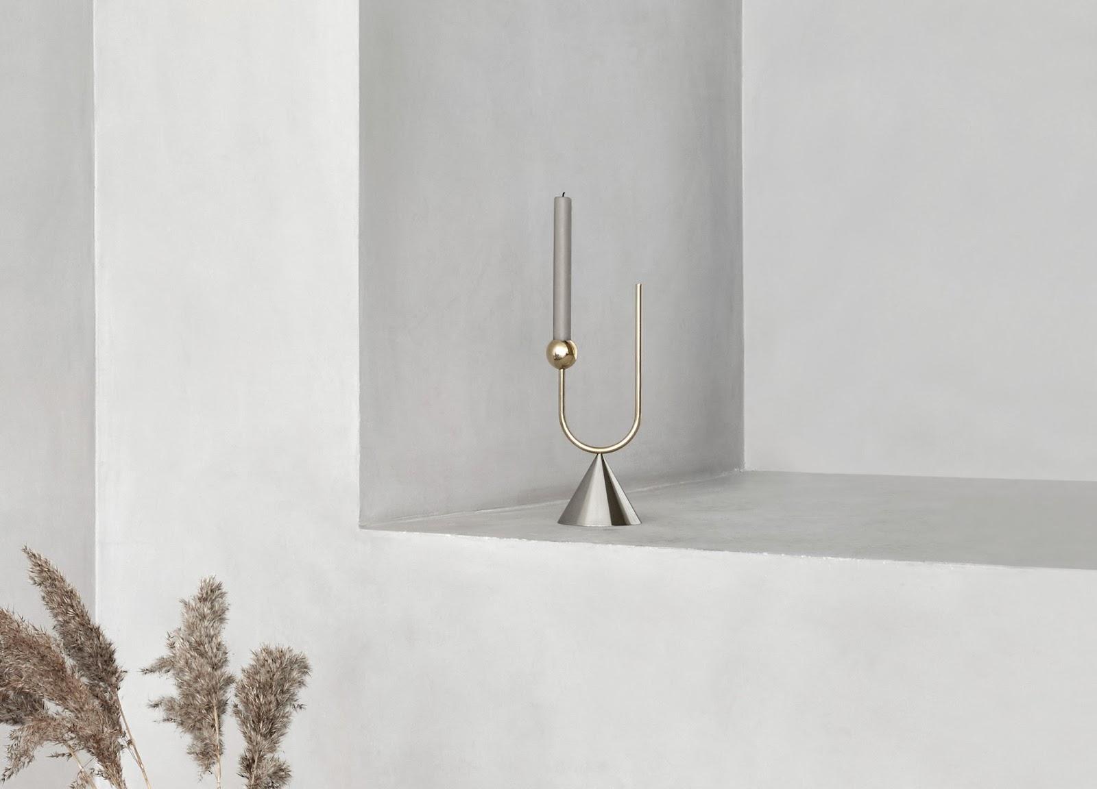 Kristina Krogh's Balance Candle Holder