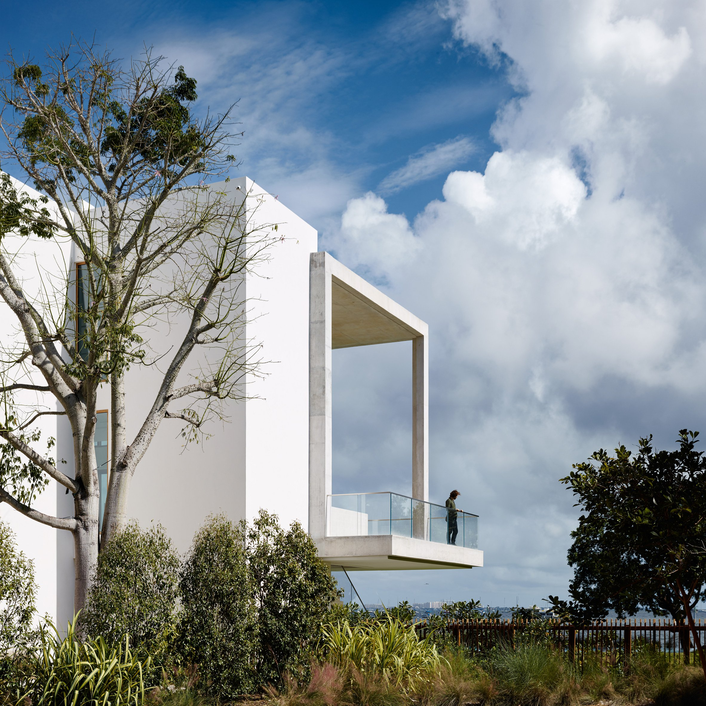 Five of the best houses in Florida on Dezeen