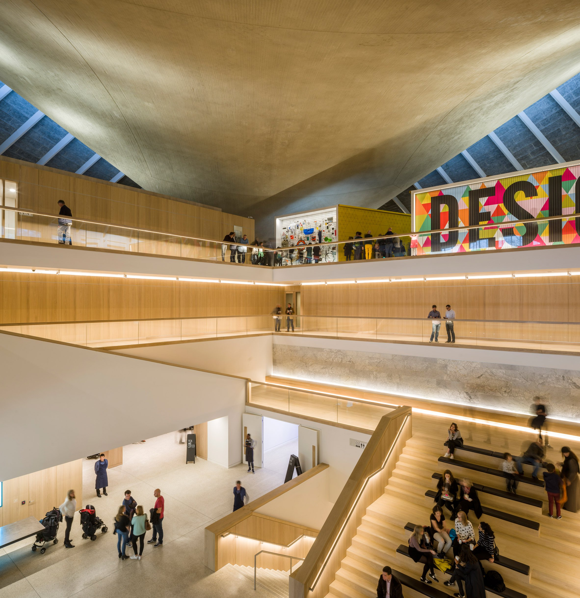"""Critics underwhelmed by """"clumsy"""" new Design Museum"""
