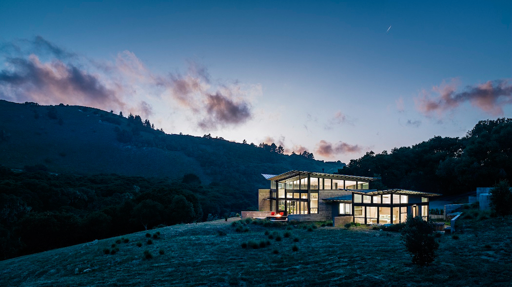 A Butterfly-Inspired Retreat By Feldman Architecture