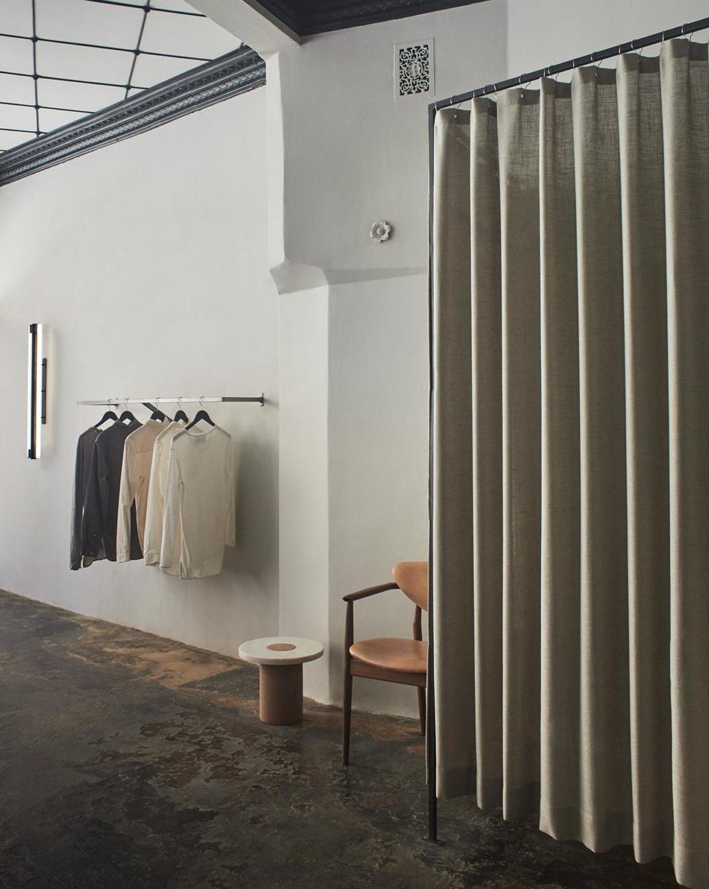 Menswear store W19 by Frama