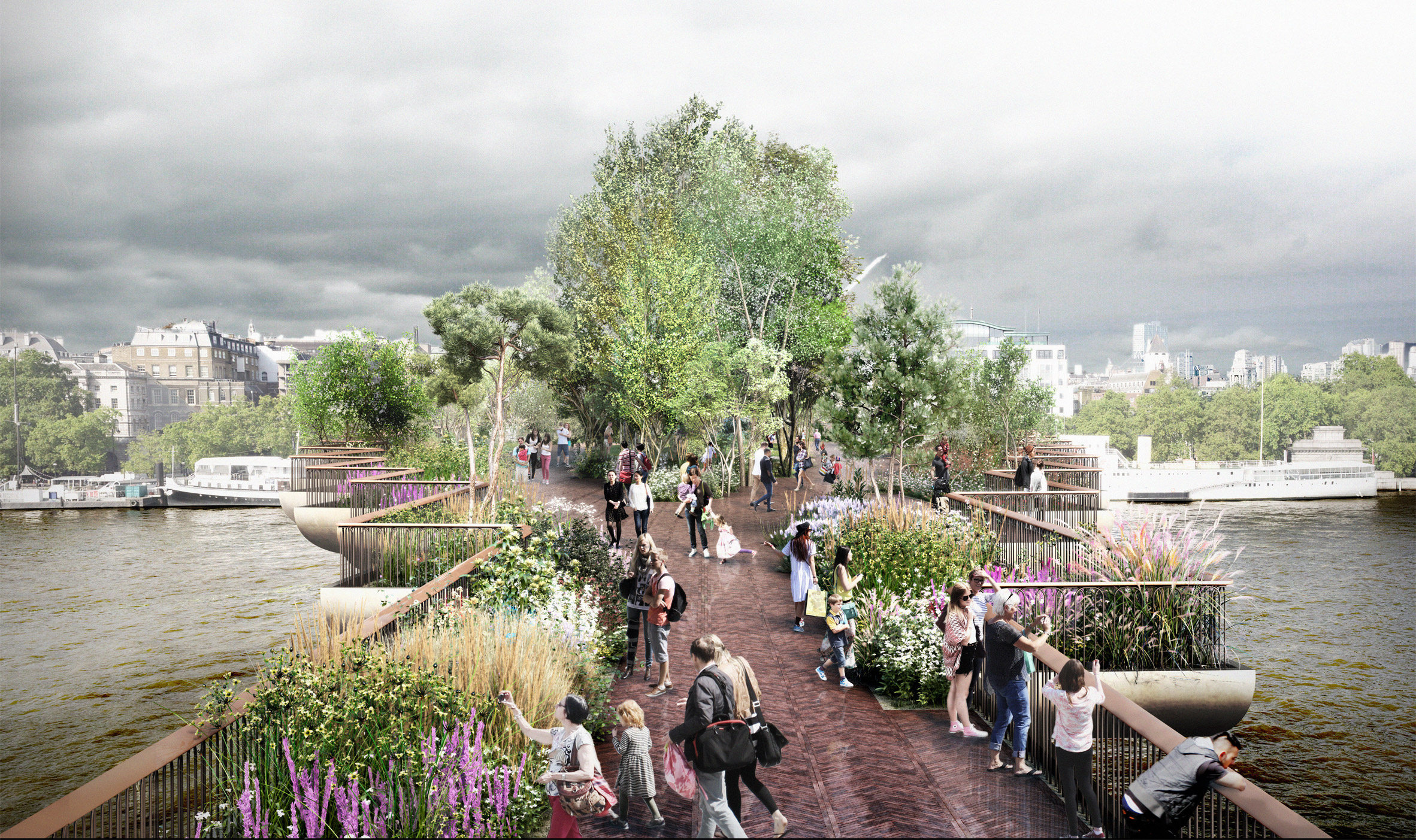 "Garden Bridge inquiry finds ""robust and informed decision-making"" behind use of public funds"
