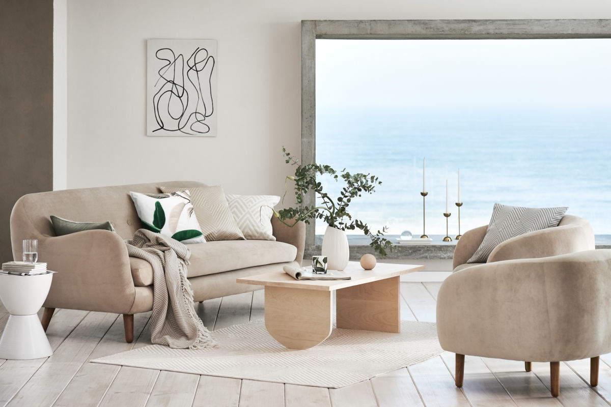 H&M's new home products encourage creating your own staycation