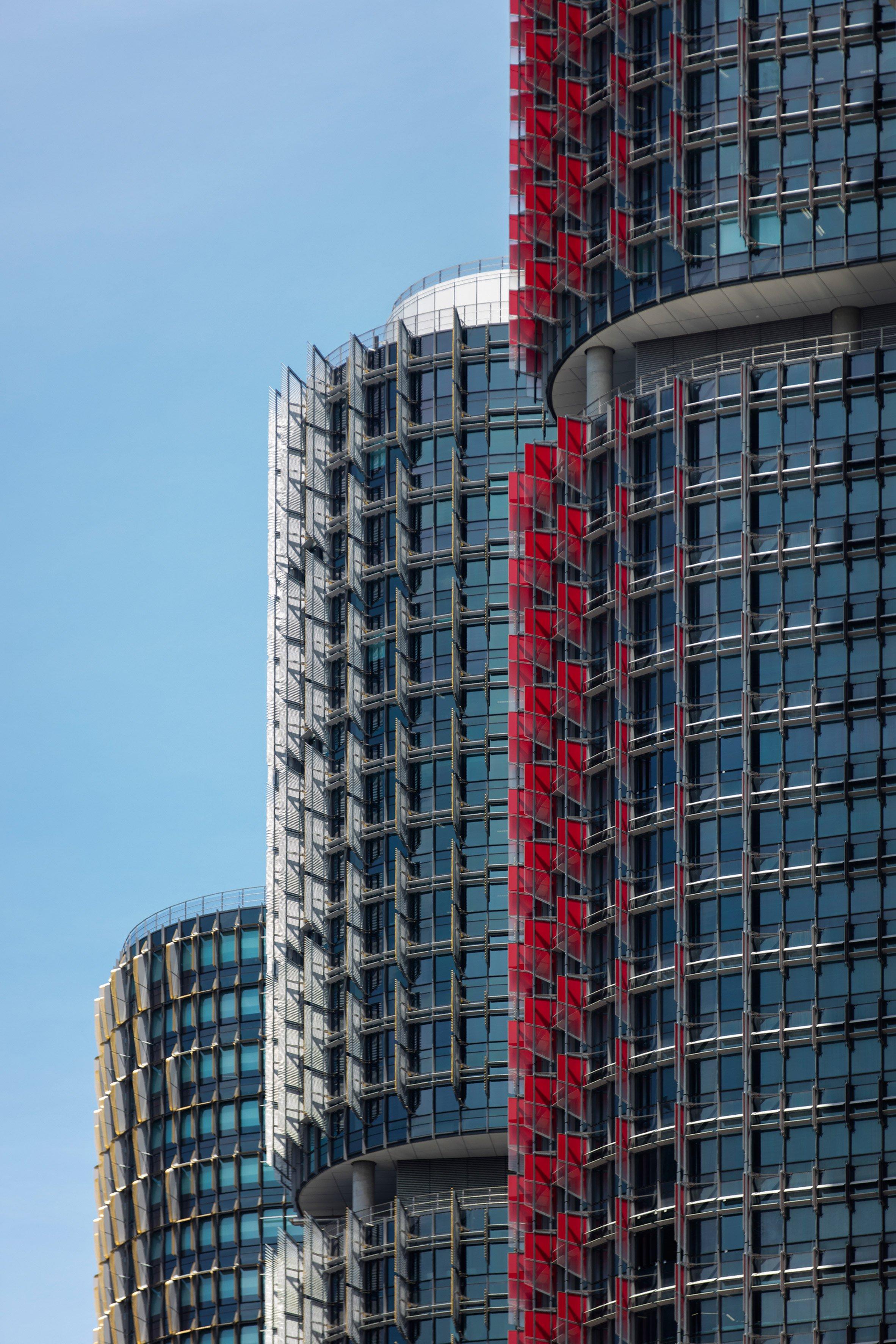 Rogers Stirk Harbour completes skyscraper trio on Sydney's Barangaroo waterfront