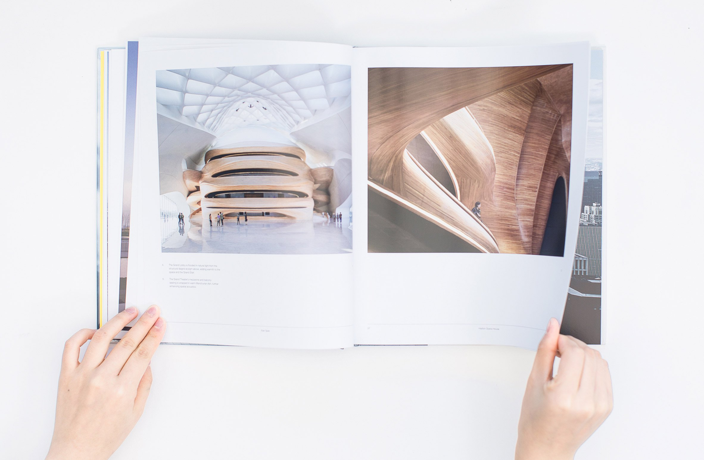 Competition: win a copy of MAD's first monograph signed by founder Ma Yansong