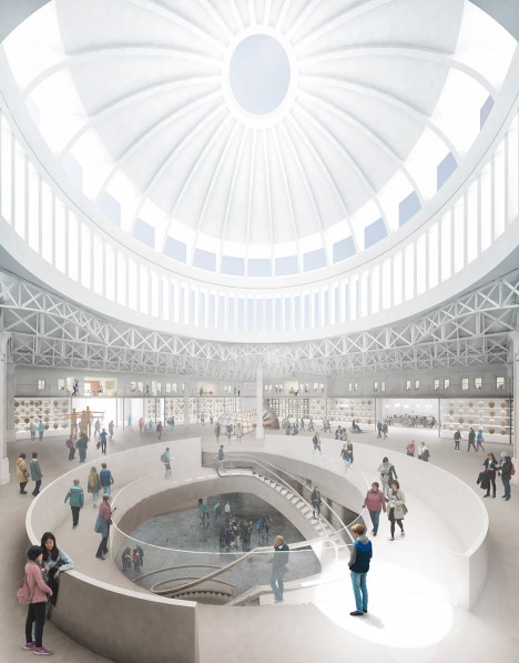 Stanton Williams and Asif Khan chosen to design new Museum of London at Smithfield market