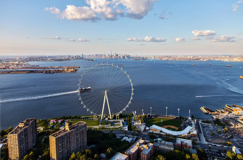 New York Wheel in jeopardy as construction halts indefinitely