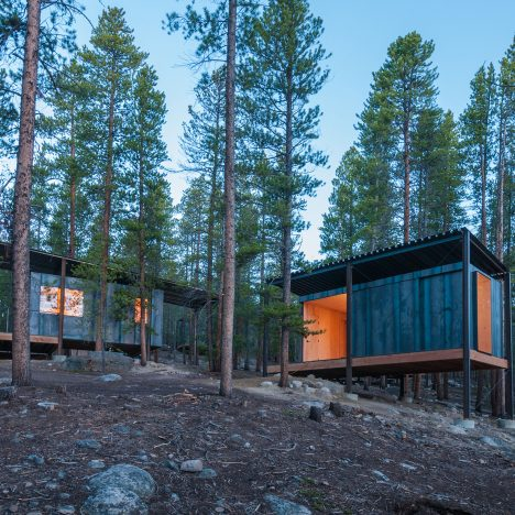 Five of the best houses in Colorado on Dezeen