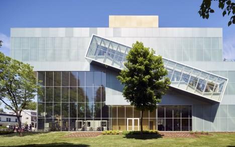 OMA's Pierre Lassonde Pavilion doubles the size of Quebec art museum