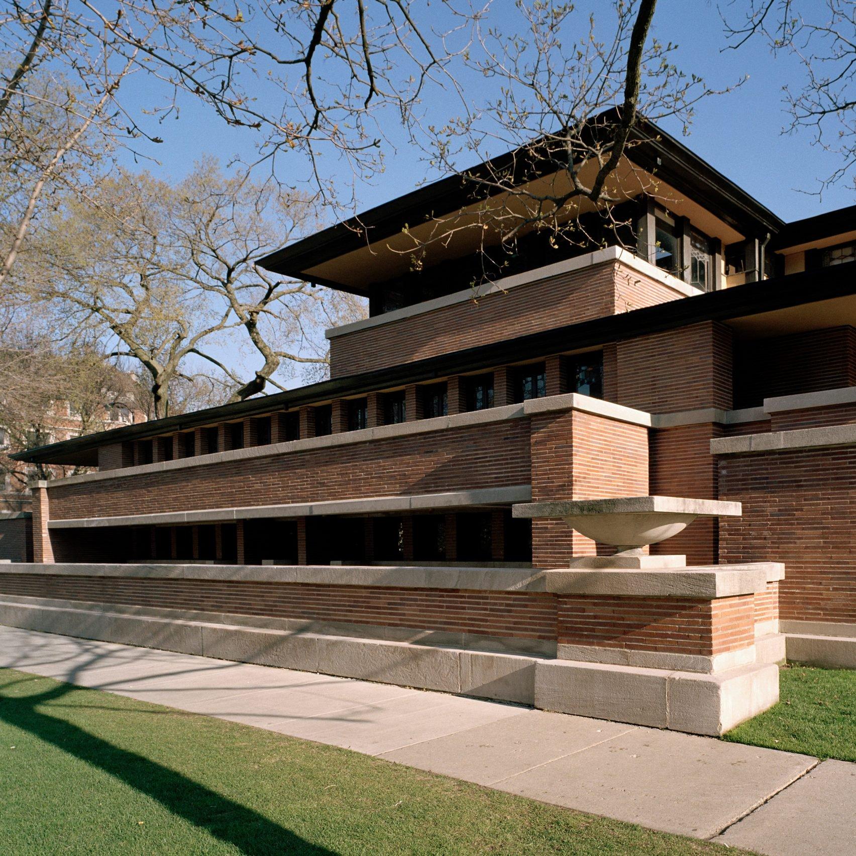 """Frank Lloyd Wright remains America's greatest architect"""