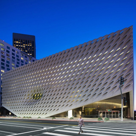 """LA has become """"the hottest destination"""" in America for international architects"""