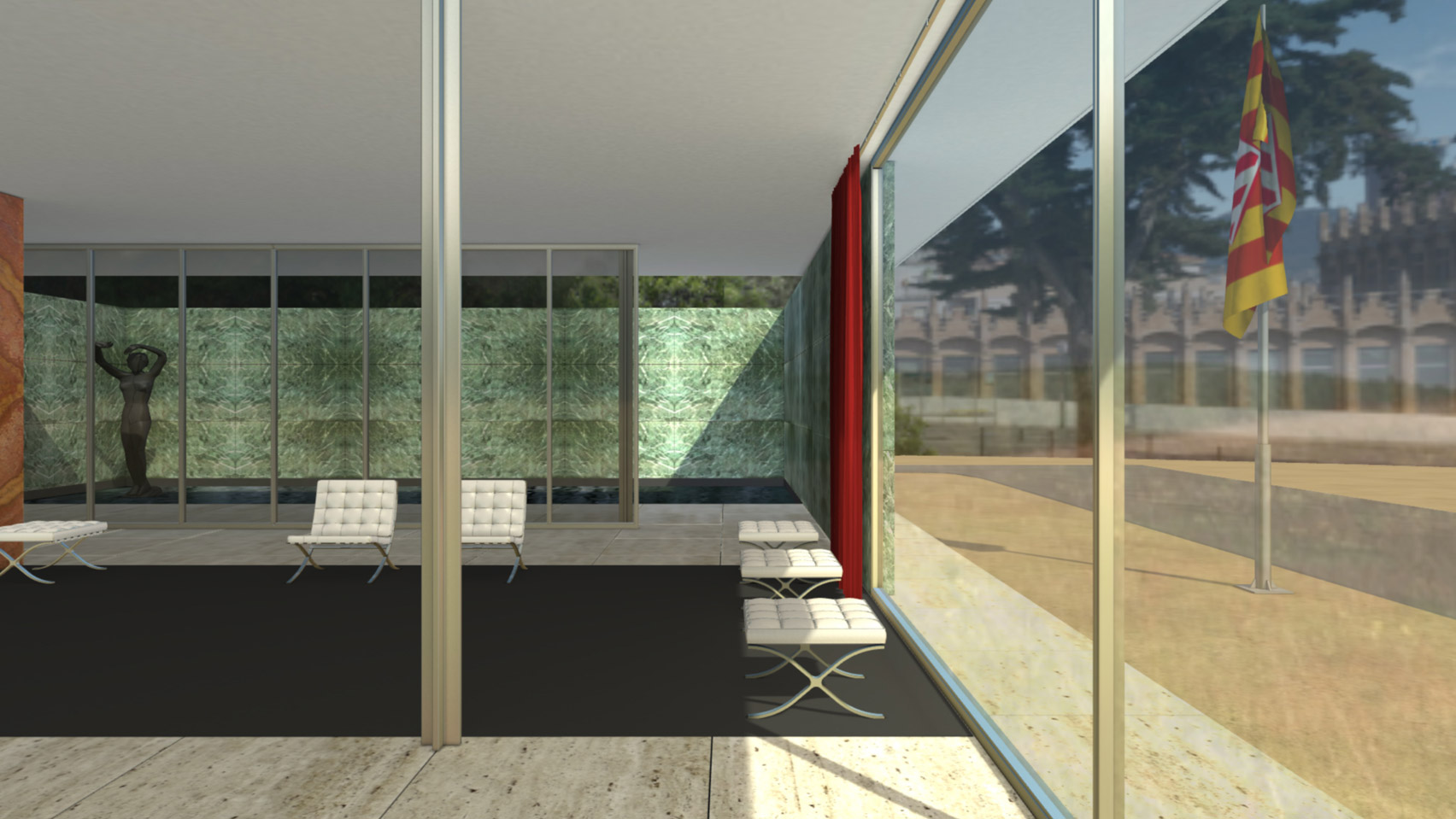 Chicago Mies Van Der Rohe Tour cl3ver launches virtual tour of mies van der rohe's